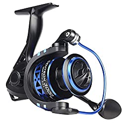 Best saltwater spinning reels with KastKing Summer