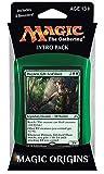 Magic the Gathering: MTG Magic Origins: Intro Pack / Theme Deck: Dwynen Gilt-Leaf Daen(includes 2 Booster Packs & Alternate Art Premium Rare Promo) Green