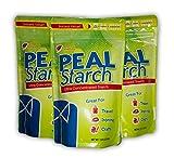 3 (Three) Pack Peal Starch 7.05oz