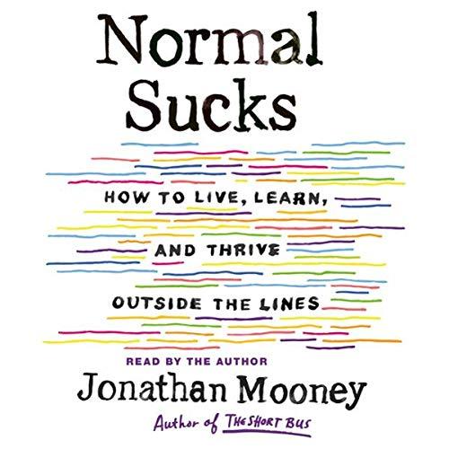Normal Sucks audiobook cover art