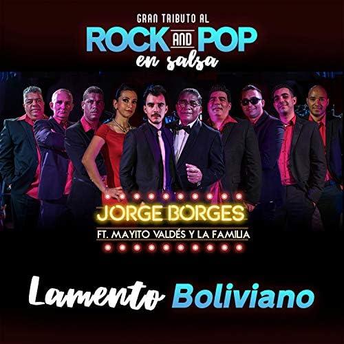 Jorge Borges feat. Mayito Valdés y la Familia
