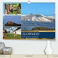 Slowakei - Reise durch das wilde Land (Premium, hochwertiger DIN A2 Wandkalender 2022, Kunstdruck in Hochglanz): Die Slowakei ist viel mehr als die Tatra und Bratislava. (Monatskalender, 14 Seiten )
