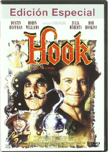 Hook. El Capitán Garfio (Edición especial del coleccionista) [DVD]