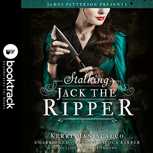 Stalking Jack the Ripper     Booktrack Edition              De :                                                                                                                                 Kerri Maniscalco,                                                                                        James Patterson foreward                               Lu par :                                                                                                                                 Nicola Barber                      Durée : 9 h et 26 min     Pas de notations     Global 0,0