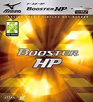 MIZUNO(ミズノ) 卓球ラバー BOOSTER HP 18RT211 レッド 2.2mm