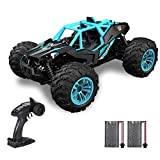 Goolsky Remote Control Car 2.4Ghz 40KM/H High Speed 1:16 Off Road RC Trucks Alloy Shell 4WD Vehicle Racing Climbing RC Car Gift for Kids Adult