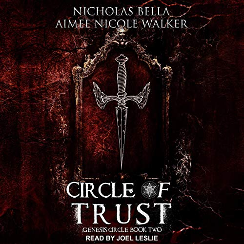 Circle of Trust audiobook cover art
