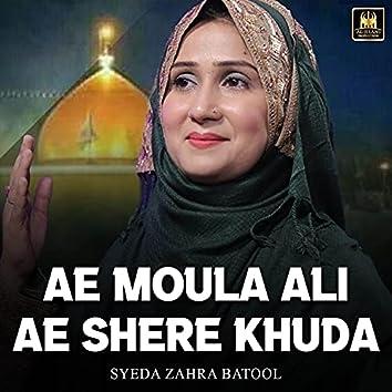 Ae Moula Ali Ae Shere Khuda