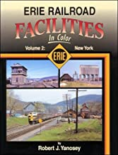 Erie Railroad Facilities in Color, Vol. 2: New York State