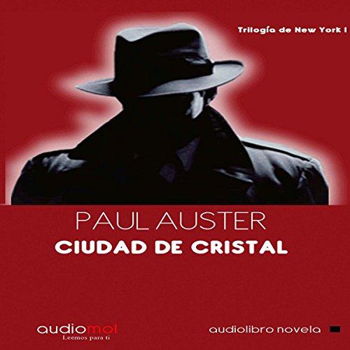 Ciudad de cristal [City of Glass] audiobook cover art