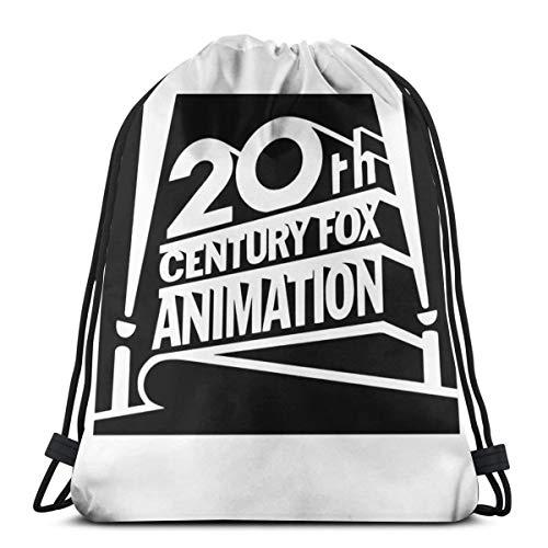 Ady 20Th Century Fox Drawstring Bags Gym Bag