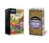 Semillas Batlle Abonos Ecológicos Fertilizante Universal Pellet Eco 2,5kg + Sustratos Vermiculita 5L