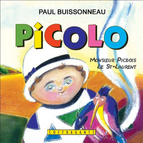 Picolo - Ecolo  audiobook cover art