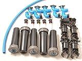 Montage-Set Hunter Sprühdüsengehäuse druckkompensierend und 5 x MP-Rotator Pro-Spray-04 PRS40
