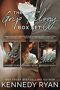 Grip Trilogy Box Set by [Kennedy Ryan]