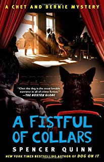 A Fistful of Collars: A Chet and Bernie Mystery (5) (The Chet and Bernie Mystery Series)