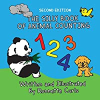 The Silly Book of Animal Counting (Pink Thumb)