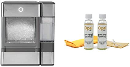 GE Profile Opal   Countertop Nugget Ice Maker & First Build OpalCleaningKit01 Opal Cleaning Kit, Green