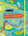 Cahier d'activités des petits ingénieurs par Reynolds