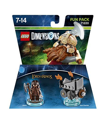 LEGO Dimensions - Fun Pack - Gimli