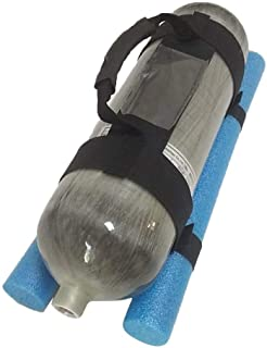 Acecare 6.8L Carbon Fiber Cylinder Pcp Air Rifle Tank Paintball Air Gun Airforce Condor Bottle Bag Portable Handle Cover