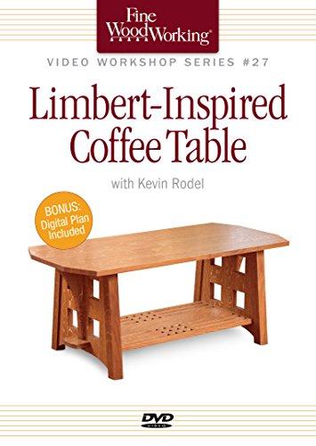Fine Woodworking Video Workshop Series - Limbert-Inspired Coffee Table