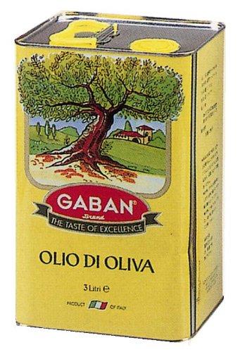 ギャバン オリーブオイルピュア3L