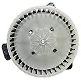 SCITOO Heater Blower Motor ABS Plastic w/Fan Motor fit 2006 Lexus RX330 2008 Lexus RX400h 2008-2013 Cadillac CTS 2007-2011 Cadillac STS 2007-2009 Cadillac SRX
