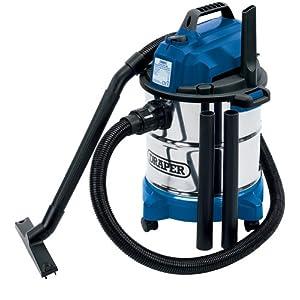 Draper 13785 W/Dry 20 Litre Vacuum Cleaner, 230 V