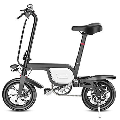 XMIMI Bicicleta eléctrica Plegable Batería pequeña Conducción de automóviles King Batería de...