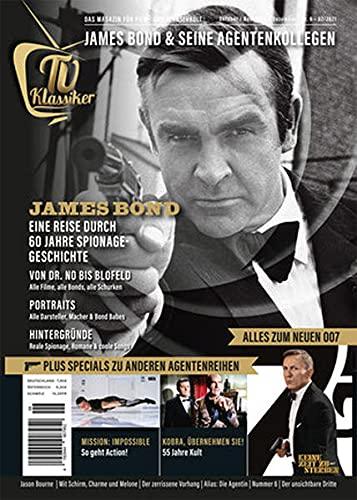 TV-Klassiker: Das Magazin für Film- und Fernsehkult: Ausgabe #06: James Bond