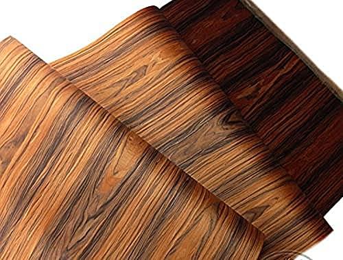 L: 2,5 meter bredd: 55 cm sura kvist bark träfaner högtalare skal faner bordsskåp dekorativt (550, trä)