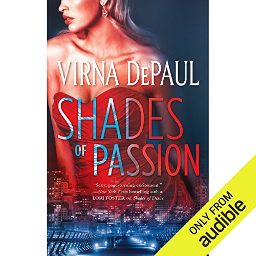 Shades of Passion audiobook cover art
