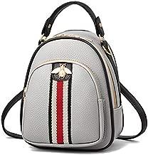 Beatfull Designer Backpack for Women Fashion Shoulder Bag Handbags Ladies Backpack Purse (gray)