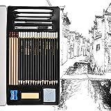 Juego de lápices, toallas de 30 piezas, lápices de...