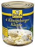 Jola Königsberger Klopse mit Kartoffeln, 800 g