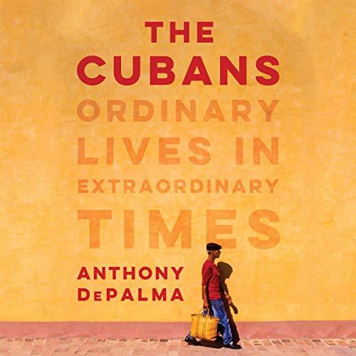 The Cubans audiobook cover art