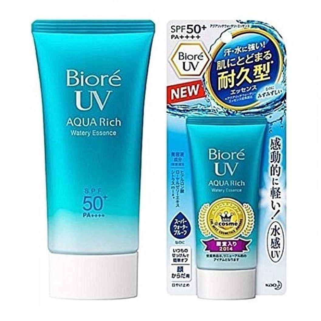 BIORE UV AQUA豊富な水っぽいクリームSPF 50 1,50g