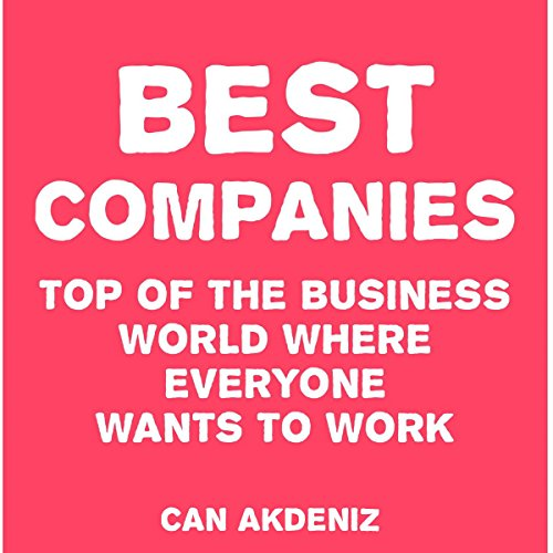 Best Companies cover art