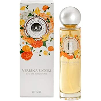 iap PHARMA PARFUMS Pure Fleure Verbena Bloom - Agua de colonia para mujeres - 150 ml: Amazon.es: Belleza