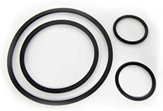 Coralife Replacement Gasket Kit for The 12X Turbo Twist UV Sterilizer