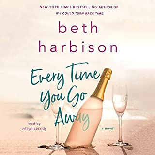 Every Time You Go Away audiobook cover art