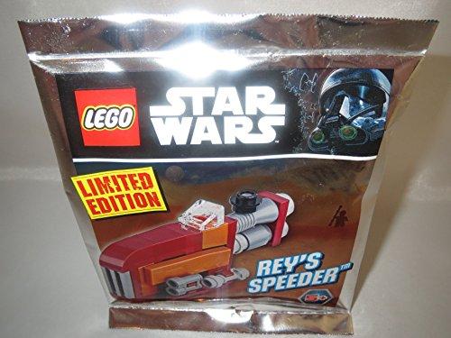 Blue Ocean Lego Star Wars Rey 's Speeder–Limited Edition–911727–Bolsa de