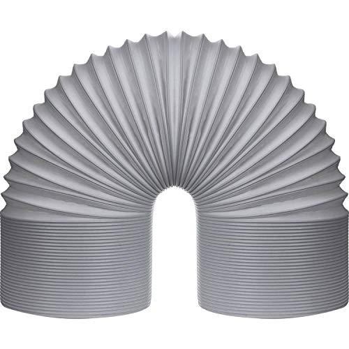 Camisin Manguera de escape de aire acondicionado, manguera de ventilación de escape con rosca en sentido contrario a las agujas del reloj compatible con aire acondicionado portátil