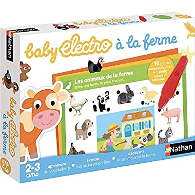 Nathan - Baby Electro