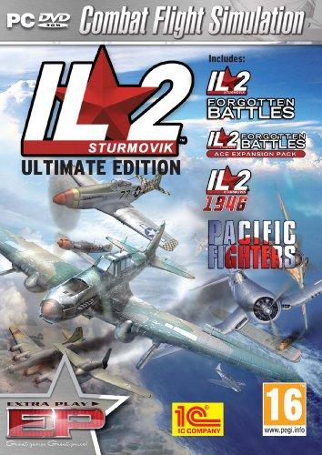 IL2 Sturmovik - The Ultimate Edition (PC DVD) [Importación inglesa]