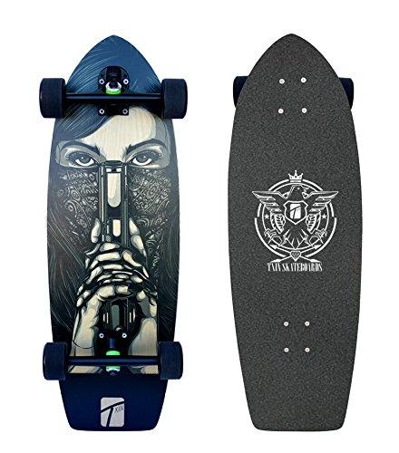 Monopatin Skate Skateboard Cruiser Txin Tijuana 31