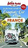 Guide France en camping car et van 2021 Petit Futé