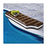 Unbranded 6 Foot Gigantic Ice Cream Sandwich Inflatable Pool Float Raft Toys
