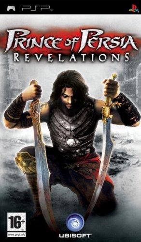 Ubisoft Prince Of Persia Revelations, PSP